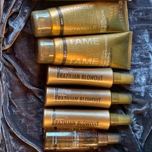 Brazilian Blowout Professional Hair Care Products